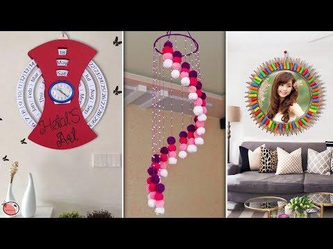 10 Creative Ways to Decor Your House !!!