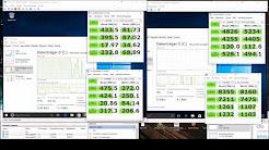 Windows 10 Installation: RAM Disk vs SSD