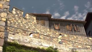 Официальное видео о Старинном городе Созополь, на юге Болгарии ( agentbg.ru )(Видео о столица ежегодного культурного форума
