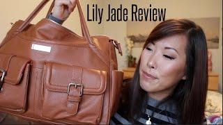 Download Video Lily Jade Elizabeth Diaper Bag Review! | Babybellykelli MP3 3GP MP4