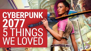 Cyberpunk 2077 Gameplay Hands-on   5 Things We Loved