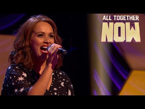 Chloe Griffiths brings the glitz with classic show tune | All Together Now