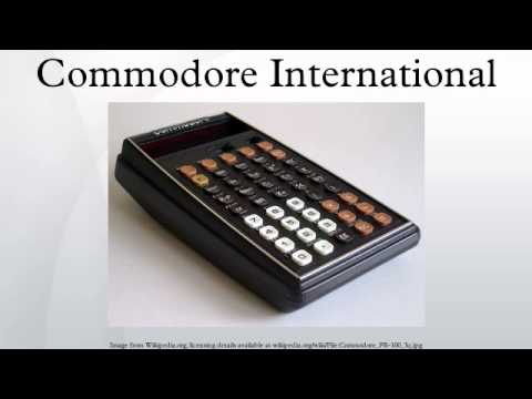 Commodore International