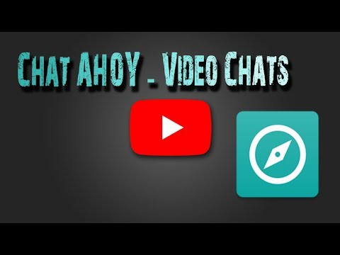 Chat AHOY - Video Chats