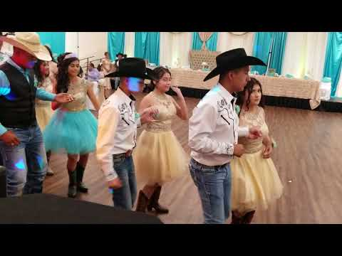 Ashley's Quinceañera Surprise Dance Aug 4, 2018