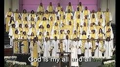 """God Is"" Willie Jolley & FBCG Combined Mass Choir"