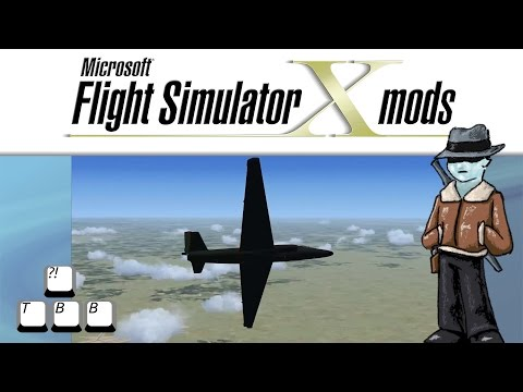 Flight Simulator X Plane Spotlight - Lockheed U-2 Dragon Lady
