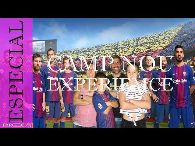 Camp Nou Experience F.C.BARCELONA | Barcelona #8