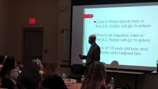 Mr. Harold Clarke, Director, Virginia Department of Corrections Speaking Part 2