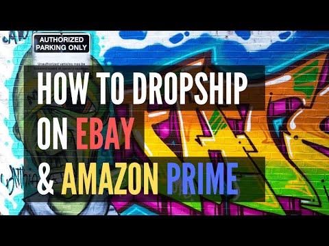 Dropship: Dropshipping On eBay & Amazon 💻💰 Full Tutorial thumbnail