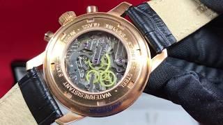 2729395 Poljot Chronograph 42mm - verziertes Kaliber !