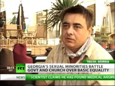 Gay People in Tbilisi, Georgia