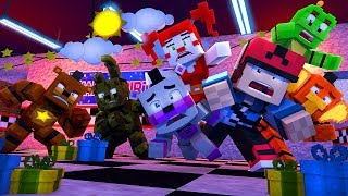 Minecraft FNAF 6 Pizzeria Simulator - MR AFTON RETURNS! (Minecraft Roleplay)