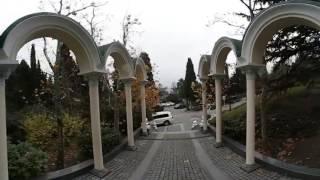 Крым, Ялта, Приморский парк, Ресторан Колоннада, Gear 360 video(, 2016-11-29T11:53:24.000Z)