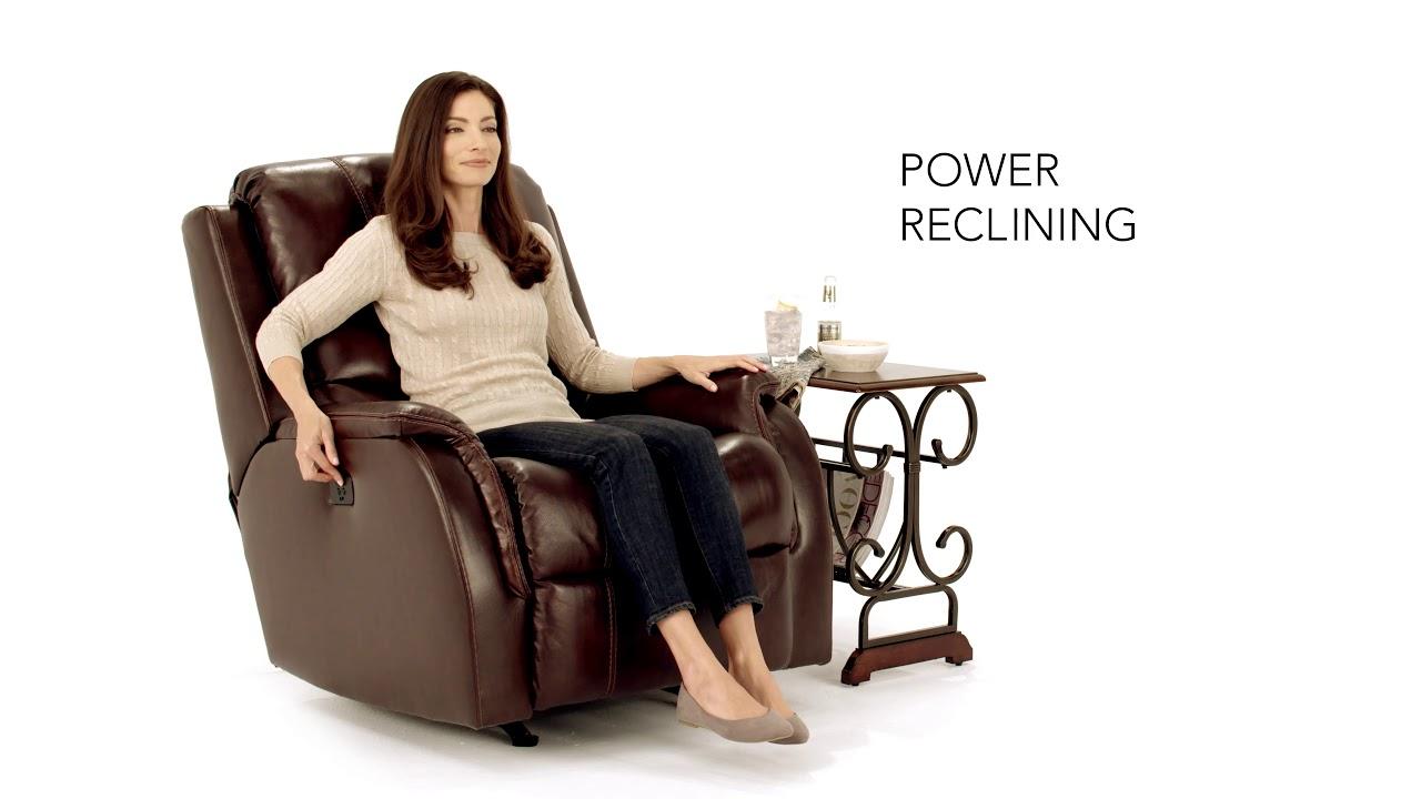 Ashley HomeStore | Mineola Power Recliner  sc 1 st  YouTube & Ashley HomeStore | Mineola Power Recliner - YouTube islam-shia.org
