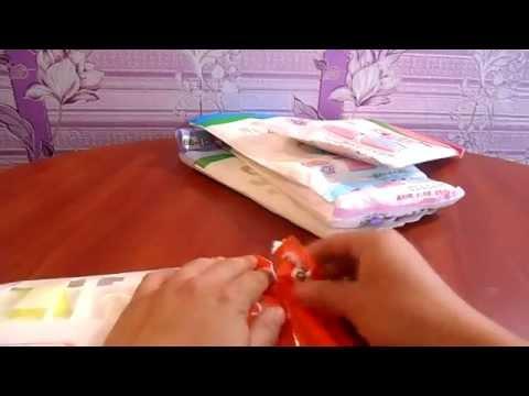 Вакуумные пакеты из Китая
