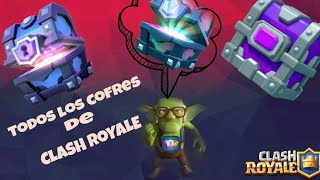 open all the chests of clash royale (Epic opening chests)-Derpy558
