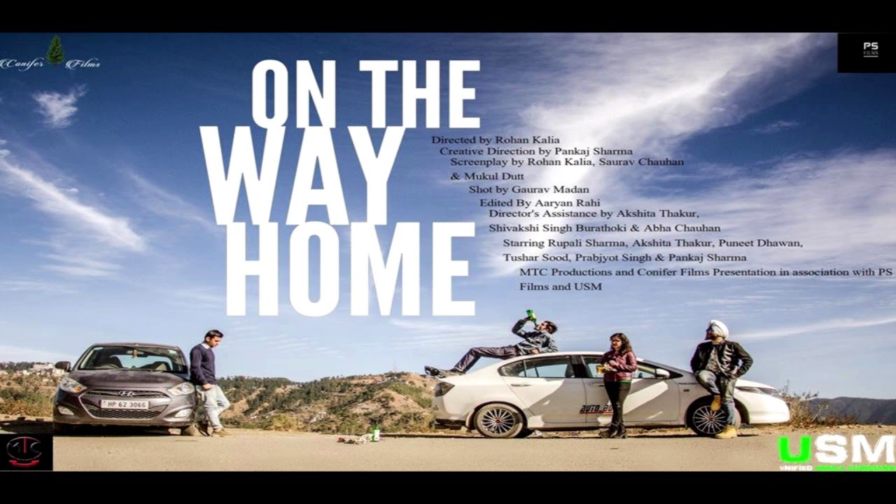 On The Way Home ''Teaser'' - YouTube