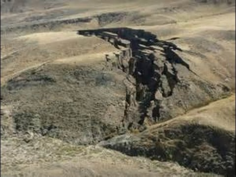 Mysterious Deep Earthquakes-Continents Begin Cracking--Chaotic Weather Worldwide