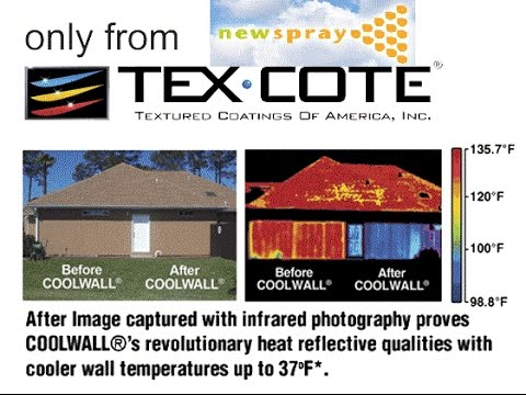 newspray cool wall lifetime home paint review texas home improvement tex cote cool wall. Black Bedroom Furniture Sets. Home Design Ideas