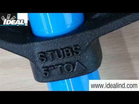 IDEAL Benders How To Bend a Stub