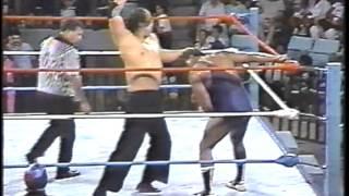 WWC: Carlos Colón vs. Kendo Nagasaki