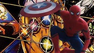 Spider Man in Avengers Infinity War confermato?