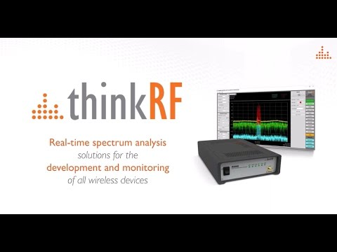 Webinar - New and exciting solutions for spectrum monitoring and TSCM applications