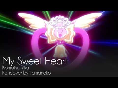 [Fancover] Komatsu Rika - My Sweet Heart