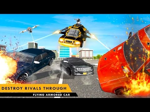 Secret Agent Spy Car City Wars (by Kick Time Studios) Android Gameplay [HD]