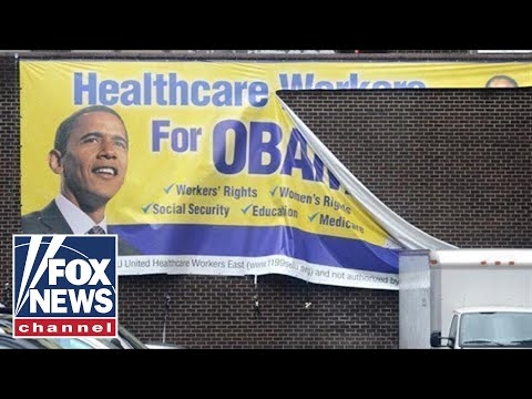 Federal judge strikes down Obamacare