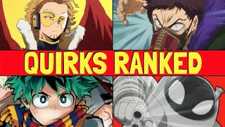 Top 8 ONE-SHOT FINISH Quirks! / My Hero Academia