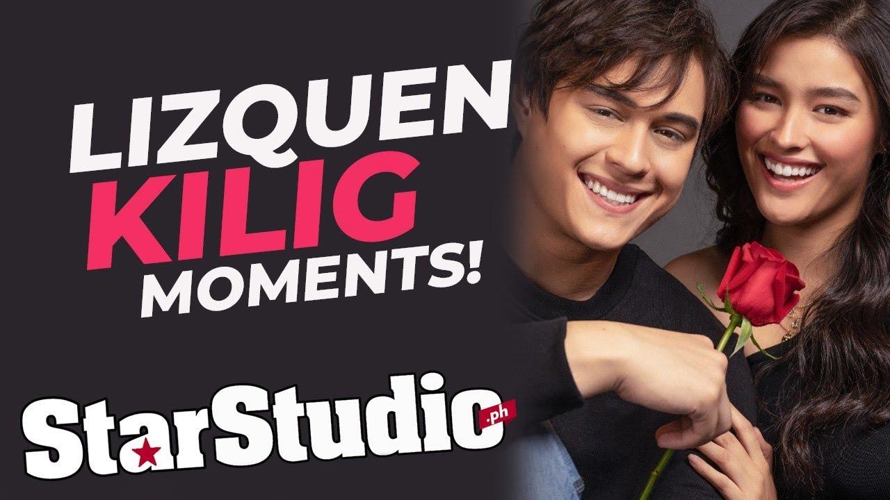 LizQuen Kilig Moments! | StarStudio.ph