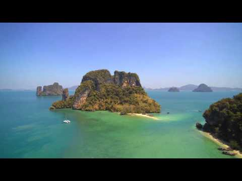 A Yuneec Holiday 4K DRONE IN THAILAND (Yuneec Q500 4k)
