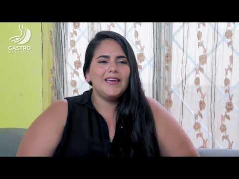 Gastro Medical Center - Testimonio Paola Vera - Manga Gástrica - Antes