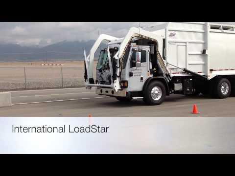 International LoadStar looks to shine in refuse truck market