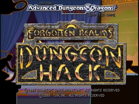 Dungeon Hack Hardcore #4 | Bard's Tale (Part 1)