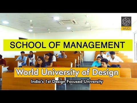 Best School Of Management - World University Of Design