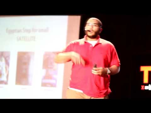 TEDxPortSaid - Samy Amin - CanSat