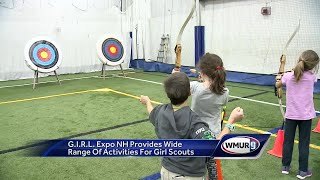 G.I.R.L. Expo NH provides wide range of activities for Girl Scouts