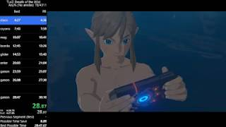 BotW any%  29:59 (No amiibo)