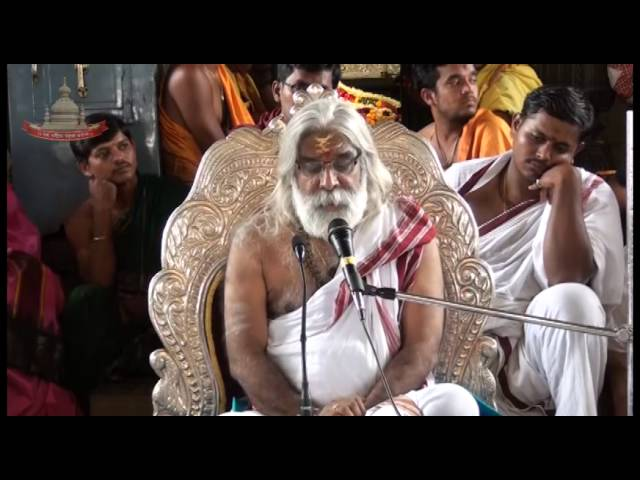 How to attain peace of mind - Shri Dnyanraj Manik Prabhu Maharaj, Maniknagar (Hindi)