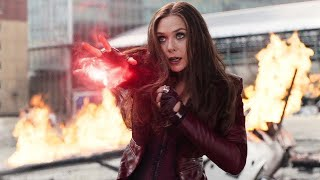 Scarlet Witch/Wanda Maximoff - No tears left to cry