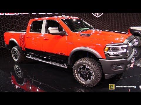 2020 Ram 2500 Power Wagon - Exterior and Interior Walkaround - Debut at Detroit Auto Show 2019
