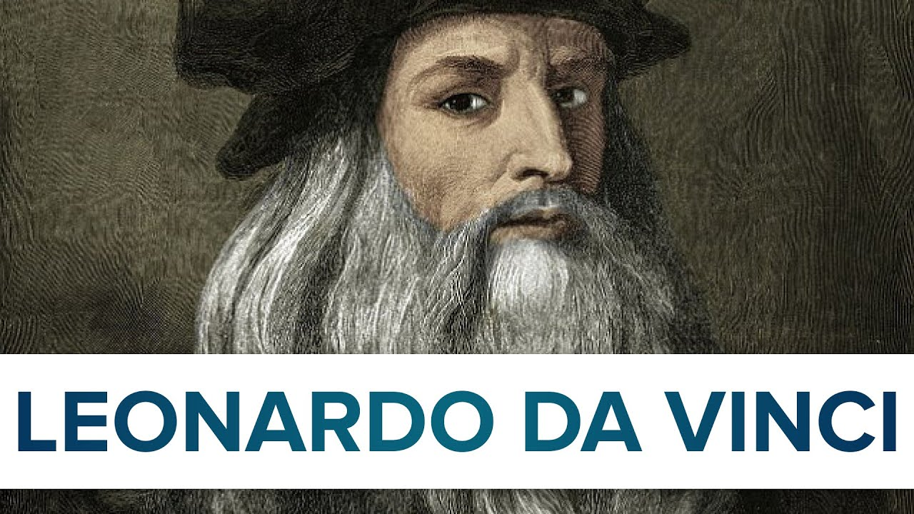 top 10 facts leonardo da vinci top facts youtube. Black Bedroom Furniture Sets. Home Design Ideas