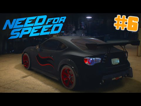 NEED FOR SPEED : Let's Play #6 [FACECAM] - UNSER NEUES BATMOBIL !!