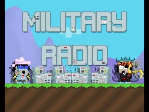 How to make a MILITAR RADIO   One recipe per day  FT SrPotato Gt
