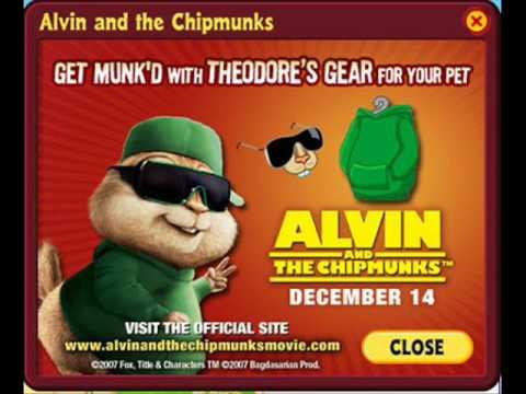 Akon - Troublemaker chipmunks version