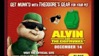Akon - Troublemaker chipmunks version