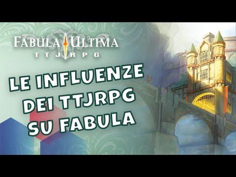 UN MERCOLEDI' DA FABULA- 11 - Le influenze dei TTJRPG su Fabula